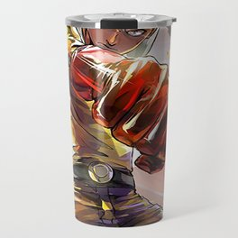 One Punch Man Travel Mug