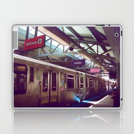 Chicago Transit Laptop & iPad Skin