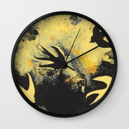 Goner Wall Clock