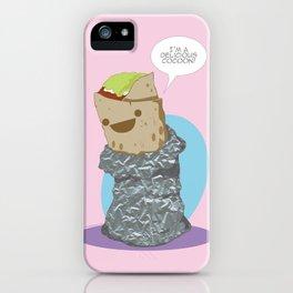 Delicious Cocoon iPhone Case