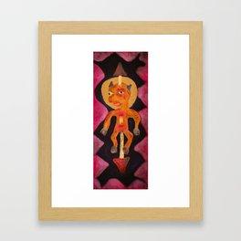 imp Framed Art Print
