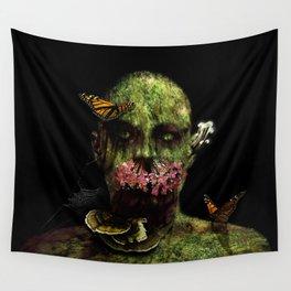 Moss Man Wall Tapestry