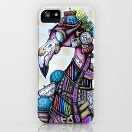Chomper iPhone Case