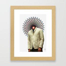 Spiritograph 2 Framed Art Print