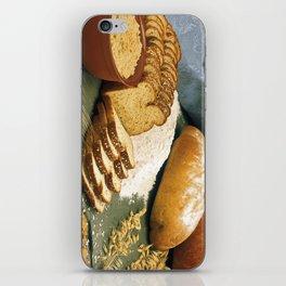 Baking Bread iPhone Skin