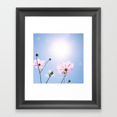 Smaller Things Framed Art Print