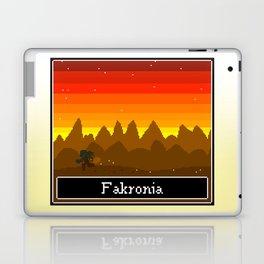 Fakronia- Post Heist Laptop & iPad Skin