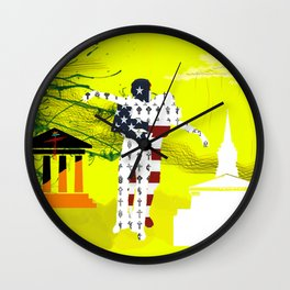 church and state Wall Clock