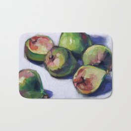 Cathedral Figs Bath Mat