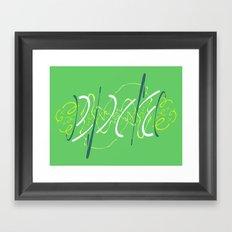 15 Framed Art Print