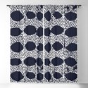 Arches Block Print in Navy by beckybailey1