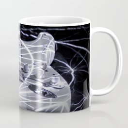 Strat Under Lasers Coffee Mug