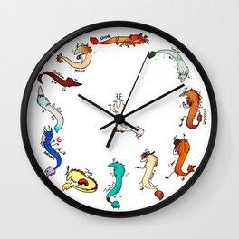 Rat Dragon Army: Batch 3 Wall Clock
