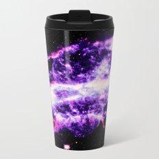 Planetary Nebula Purple Pink Travel Mug
