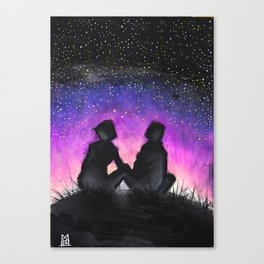 Sky Full of Stars Canvas Print