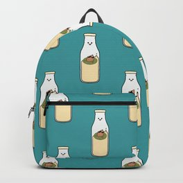 Almond Milk and Chill Backpack