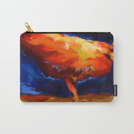 Fire Rooster Carry-All Pouch