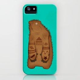 The Bear Yuri iPhone Case