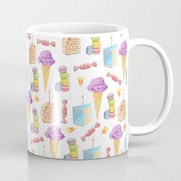 Birthday Girl Pattern Coffee Mug