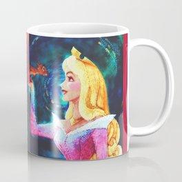 Princess Aurora Van Gogh Coffee Mug