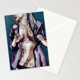 manners + physique Stationery Cards