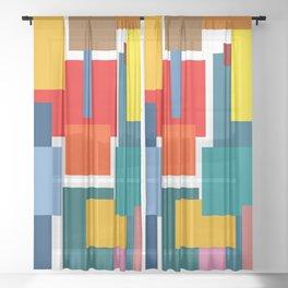 CB #8 Sheer Curtain