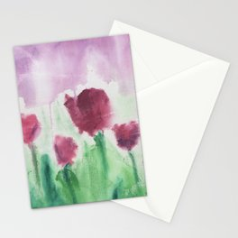Purple Rain (in Bloom) Stationery Cards