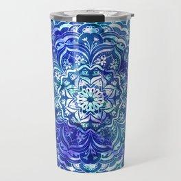 Mystical Mandala Travel Mug