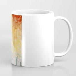 She Comes With A Past by Nadia J Art Coffee Mug
