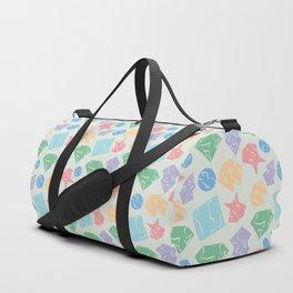 Broken Shapes Duffle Bag