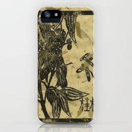 Gui zhi - Cinnamon Twig iPhone Case