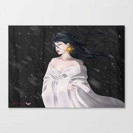 Yukionna Canvas Print