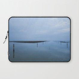 Double blue Laptop Sleeve