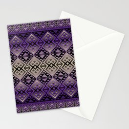 The Lodge (Purple) Stationery Cards
