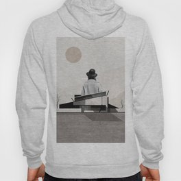 Over the hills and far away ... Hoody