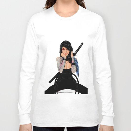 Lubna Long Sleeve T-shirt