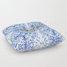 Amalfi Tile Floor Pillow