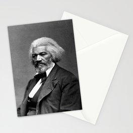 Frederick Douglass Portrait Stationery Cards