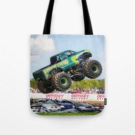 Swamp Thing airborne Tote Bag