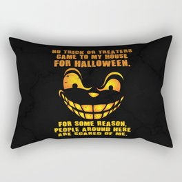 Funny Halloween Costume Gift For Costume Party Rectangular Pillow