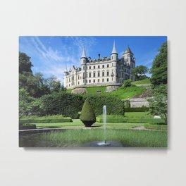 Dunrobin Castle  Metal Print