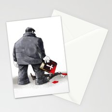 Sin Stationery Cards
