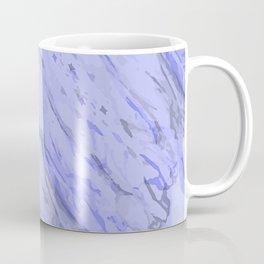 Lapis Lazuli Blue Marble Abstract Coffee Mug