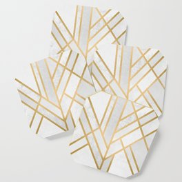 Art Deco Geometry 2 Coaster