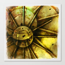 spokes model Canvas Print