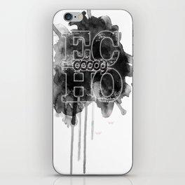 Decoy - echo iPhone Skin