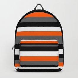 Multicolore Artwork Backpack