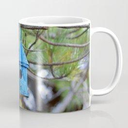 Empty Bird House Coffee Mug