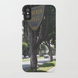 90210 iPhone Case