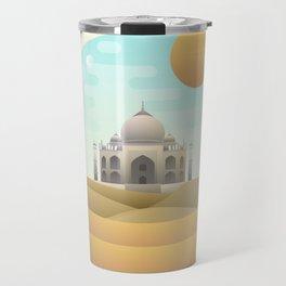 Sand Globe Travel Mug